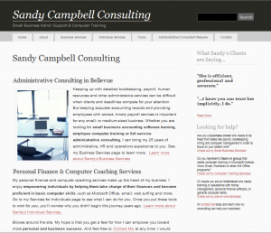 Sandy Campbell Consulting